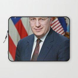 Official portrait of Secretary of Defense Richard B. Cheney Laptop Sleeve