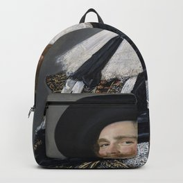 Frans Hals's The Laughing Cavalier Backpack