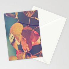 Color of the Leaves Stationery Cards