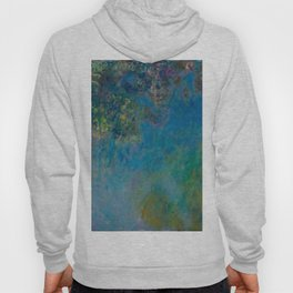 Wisteria by Claude Monet 1925 Hoody