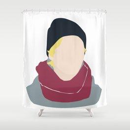 Isak Valtersen Shower Curtain