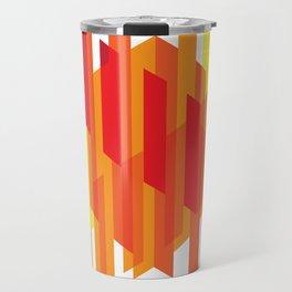 Chevrons Travel Mug