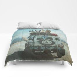 ALPACA WANDERLUST II SUMMER EDITION Comforters