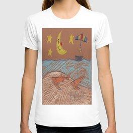 Cookie Cutter Sharks T-shirt