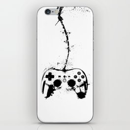 Gaming Console iPhone Skin