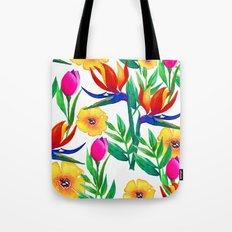 Tropical Jungle Tote Bag