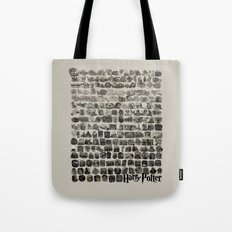 HOGWARTS QUOTES Tote Bag