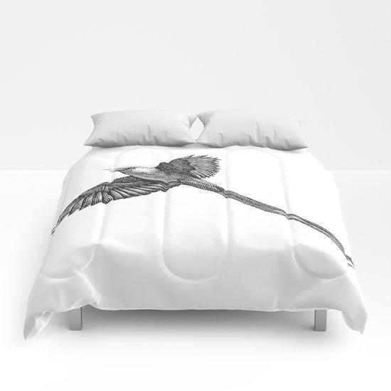 bird 6 Comforters