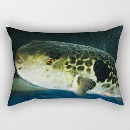 Fugu Rectangular Pillow