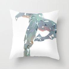 ORIGAMI v4 Throw Pillow