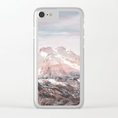 Long Lost Clear iPhone Case