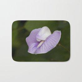 Butterfly Pea Flower Bath Mat