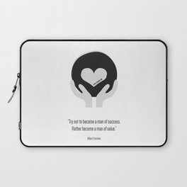 Man Of Value Laptop Sleeve