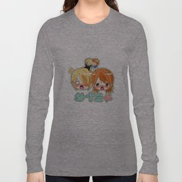Sanji & Nami Long Sleeve T-shirt