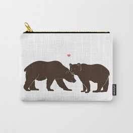 Missing you is Unbearable Carry-All Pouch