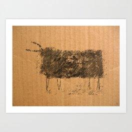 Miura Art Print