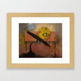Christophany Framed Art Print