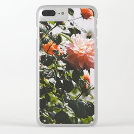 Field of Flowers 09 Clear iPhone Case