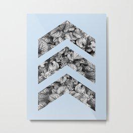 Natural plants VIII Metal Print
