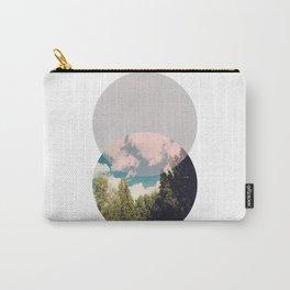 Minimalist Geometric Art Carry-All Pouch