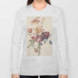 Henriëtte Geertruida Knip - a bouquet - 1820 Long Sleeve T-shirt