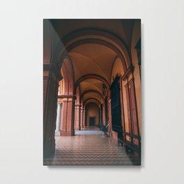 Royal Alcazar, Seville Metal Print
