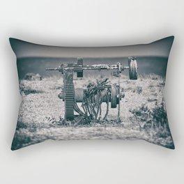 Seaside Winch Rectangular Pillow