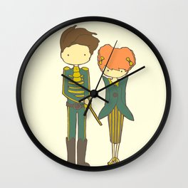 Royalty Wall Clock