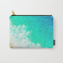 As The Waves Wash Over Me Carry-All Pouch
