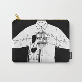 Read all about you Carry-All Pouch