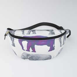 Elephants Fanny Pack