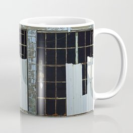 Warehouse Window Coffee Mug