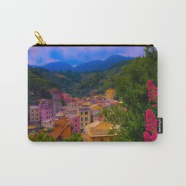 Village Life by the Sea Carry-All Pouch