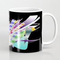 band Mugs featuring Jazz Band by Nancy Smith