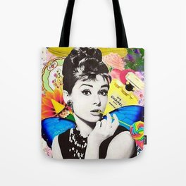 QUEEN OF IT ALL POSTER Tote Bag