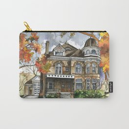 Victorian Autumn Carry-All Pouch