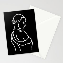 Lady Coco III Stationery Cards