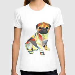 Molly Mops Pug T-shirt