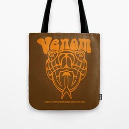ANCHORMAN - Venom  Tote Bag