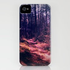 Enchanted forest Slim Case iPhone (4, 4s)