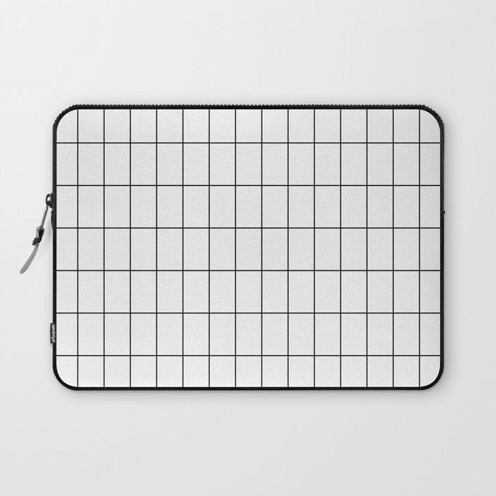 City Grid Laptop Sleeve