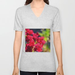 Seeing Red Unisex V-Neck