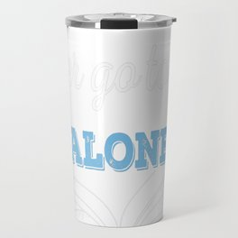 Book Reader Travel Mug