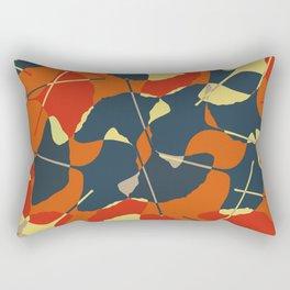 Autumn Gold Rectangular Pillow