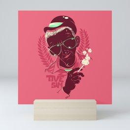 Cartola Mini Art Print
