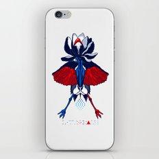 LOTUSCRANE iPhone & iPod Skin