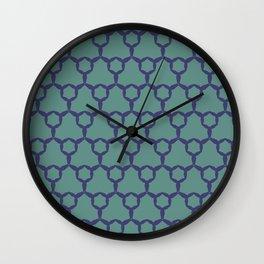 Chain Linked Wall Clock