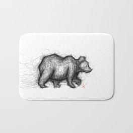 The Bear Necessities Bath Mat