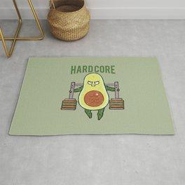 Hardcore Avocado Rug