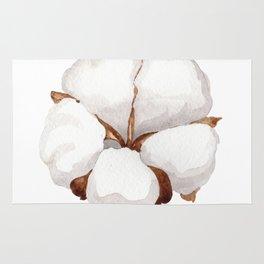 Cotton Flower 02 Rug
